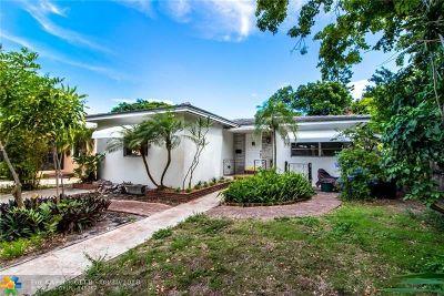 Dania Beach Single Family Home Backup Contract-Call LA: 31 SW 5th St