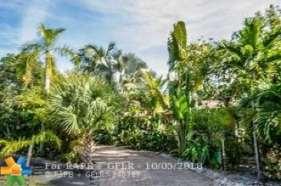 Fort Lauderdale Multi Family Home For Sale: 2608 NE Middle River Dr