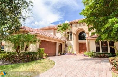 Delray Beach Single Family Home For Sale: 16058 Rosecroft Ter