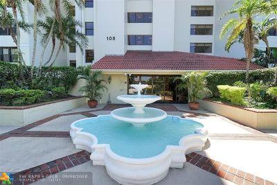 Condo/Townhouse Backup Contract-Call LA: 105 Lake Emerald Dr #513