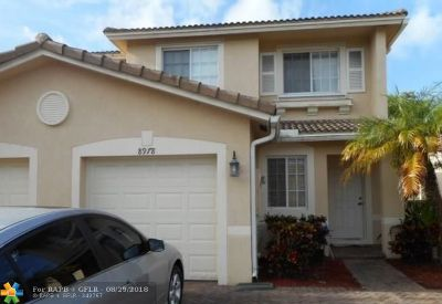 Broward County Condo/Townhouse Backup Contract-Call LA: 8978 Lancaster St #8978