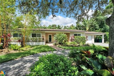 Miami Single Family Home For Sale: 7100 SW 71st Ave