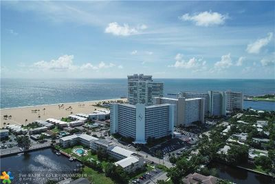 Condo/Townhouse For Sale: 1900 S Ocean Dr #201