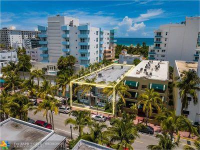 Miami Beach Multi Family Home For Sale: 221 Collins Ave.