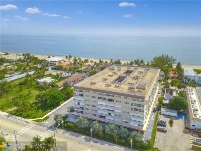 Pompano Beach Condo/Townhouse For Sale: 401 Briny #416