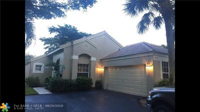 Parkland Single Family Home For Sale: 7610 NW 61st Ter