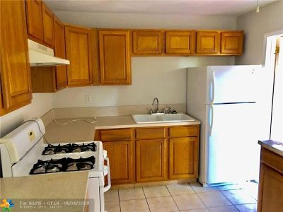North Lauderdale Single Family Home For Sale: 1971 SW 68th Ave