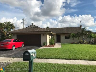 Lauderhill Single Family Home Backup Contract-Call LA: 8260 NW 45th Ct