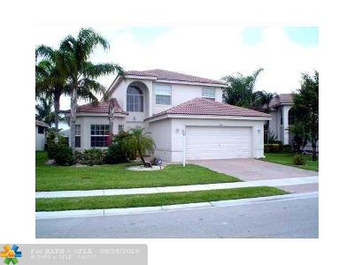 Coral Springs Single Family Home For Sale: 4711 NW 119th Ave