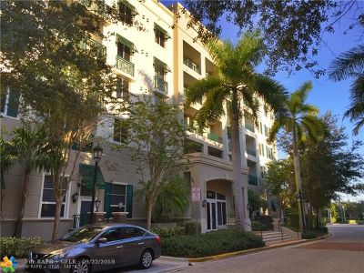 Plantation Condo/Townhouse For Sale: 510 NW 84th Ave #345