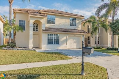 Boca Raton Single Family Home For Sale: 10217 Serene Meadow Dr