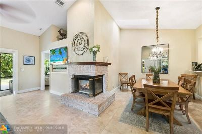 Coral Springs Single Family Home For Sale: 10894 S Cypress Glen Dr