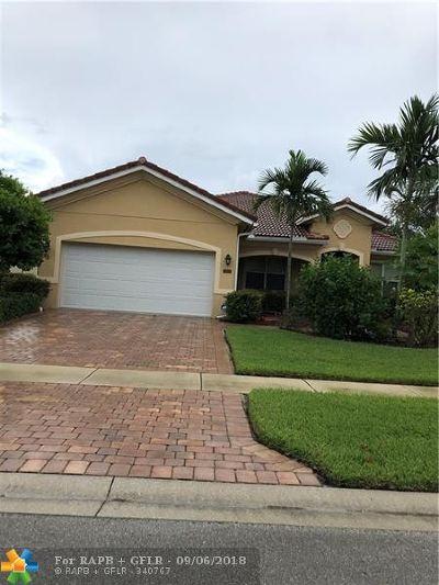 Boynton Beach Single Family Home For Sale: 8406 Lyons Ranches Rd