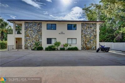 Lake Worth Condo/Townhouse For Sale: 412 S Palmway #6