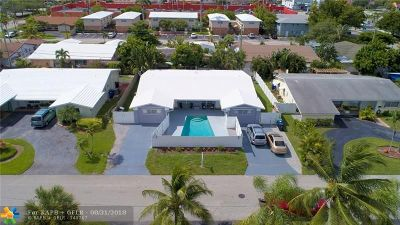 Fort Lauderdale Multi Family Home For Sale: 1518-1520 NE 51st St