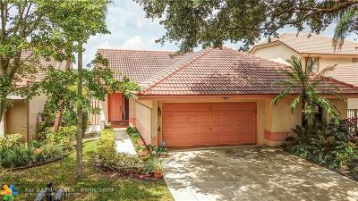 Broward County Single Family Home For Sale: 1855 NW 96th Ave