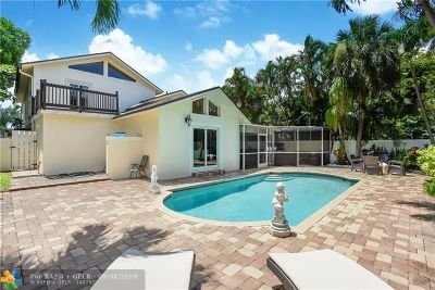 Boca Raton Single Family Home For Sale: 1311 SW 19th Street