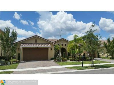 Coral Springs Rental For Rent: 11774 NW 79th Ct