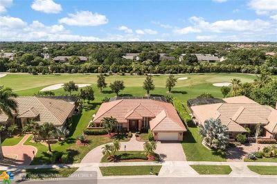 Boca Raton Single Family Home For Sale: 10650 Stonebridge Blvd