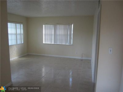 Broward County, Collier County, Lee County, Palm Beach County Rental For Rent: 10290 NW 36th St #5