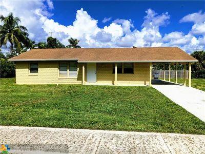 Lake Park Single Family Home For Sale: 601 W Jasmine Dr