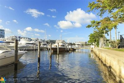 Coconut Grove Condo/Townhouse For Sale: 2 Grove Isle Dr #403