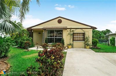 Boca Raton Single Family Home For Sale: 23275 Liberty Bell Terrace