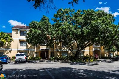 Broward County Condo/Townhouse For Sale: 2627 NW 33rd St #2214