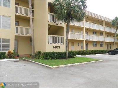 Tamarac Condo/Townhouse For Sale: 6021 NW 61st Ave #105