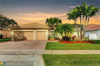 Pembroke Pines Single Family Home Backup Contract-Call LA: 1848 NW 139th Ave