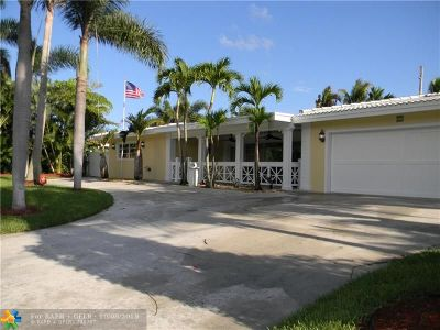 Deerfield Beach Single Family Home For Sale: 1210 SE 14th St