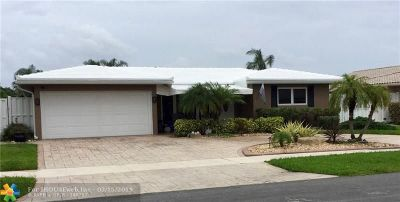 Pompano Beach Single Family Home For Sale: 430 SE 7th Ave