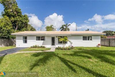 Boca Raton Single Family Home Backup Contract-Call LA: 425 NE 36th St