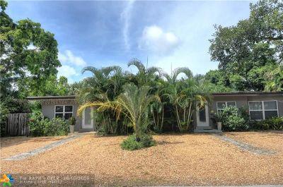 Wilton Manors Multi Family Home Backup Contract-Call LA: 67 NE 25th St