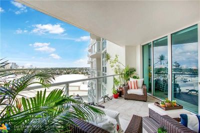 Fort Lauderdale Condo/Townhouse For Sale: 1819 SE 17 St #1401