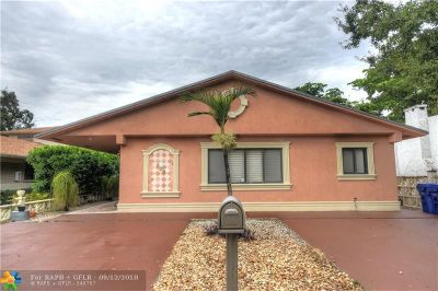 Fort Lauderdale Multi Family Home Backup Contract-Call LA: 509 SW 15th St