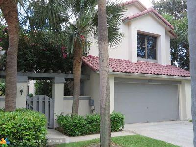 Boca Raton Single Family Home For Sale: 5519 Eton Ct