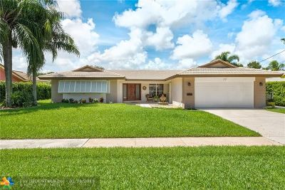 Boca Raton Single Family Home For Sale: 39 SW 10th Dr