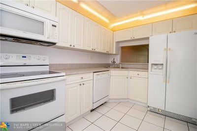 Plantation Condo/Townhouse For Sale: 7500 NW 17th St #110