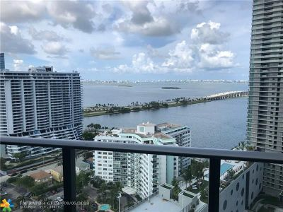 Miami Condo/Townhouse For Sale: 501 NE 31st #2302