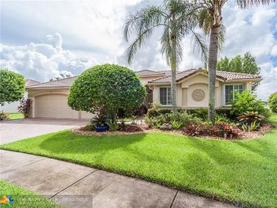 Miramar Single Family Home For Sale: 3301 SW 186th Ter