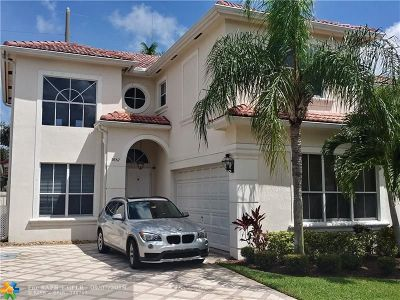 Boca Raton Single Family Home For Sale: 9652 Vineyard Ct
