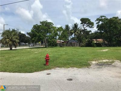 Fort Lauderdale Residential Lots & Land For Sale: 1240 NE 17th Ave