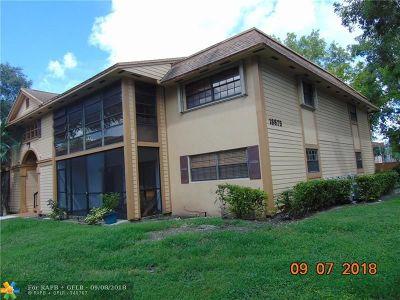 Miami Gardens Condo/Townhouse Backup Contract Call LA: 18875 NW 62nd Ave #