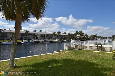 Pompano Beach Condo/Townhouse For Sale: 708 SE 7th Ave #5
