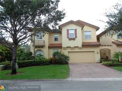 Coral Springs Rental For Rent: 5732 NW 119th Dr #5732