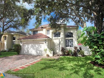 Pembroke Pines Single Family Home For Sale: 1910 NW 98th Ave