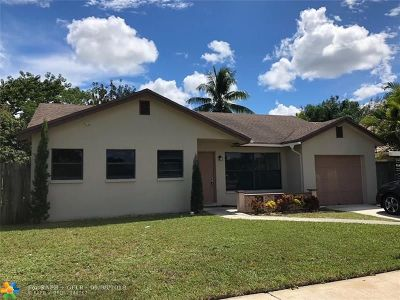 Boca Raton Single Family Home Backup Contract-Call LA: 9020 SW 8th St