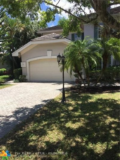 Parkland Single Family Home For Sale: 6040 NW 68th Mnr