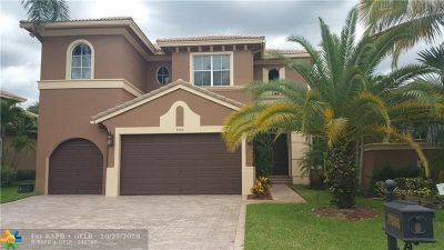 Parkland Single Family Home For Sale: 7596 NW 116th Ln